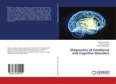 Diagnostics of Emotional and Cognitive Disorders kitap kapağı