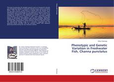 Bookcover of Phenotypic and Genetic Variation in Freshwater Fish, Channa punctatus