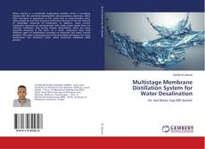 Buchcover von Multistage Membrane Distillation System for Water Desalination