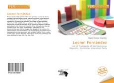 Portada del libro de Leonel Fernández