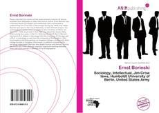 Buchcover von Ernst Borinski