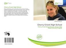 Buchcover von Cherry Creek High School