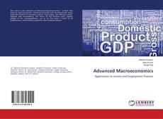 Advanced Macroeconomics的封面