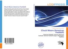 Bookcover of Chuck Moore (American Football)