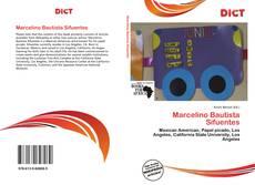 Marcelino Bautista Sifuentes kitap kapağı