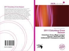 Bookcover of 2011 Columbus Crew Season