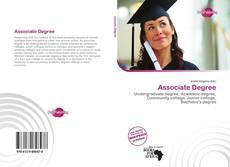 Обложка Associate Degree
