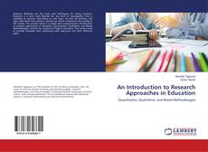 Capa do livro de An Introduction to Research Approaches in Education