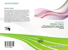 Bookcover of Dimitar Vasev