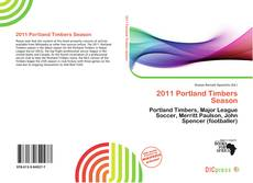 Portada del libro de 2011 Portland Timbers Season
