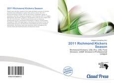 2011 Richmond Kickers Season的封面