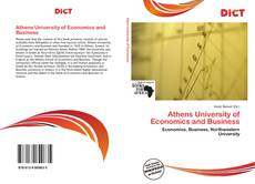 Bookcover of Athens University of Economics and Business