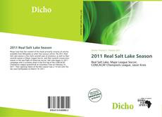 Bookcover of 2011 Real Salt Lake Season