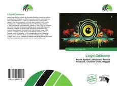 Portada del libro de Lloyd Coxsone