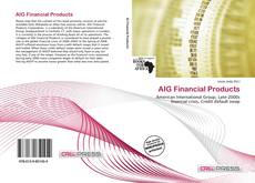 AIG Financial Products的封面
