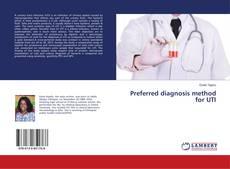 Couverture de Preferred diagnosis method for UTI