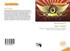 Portada del libro de Jah Lloyd