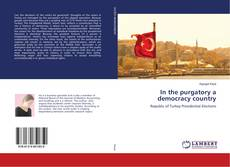 In the purgatory a democracy country kitap kapağı