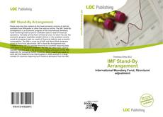 Обложка IMF Stand-By Arrangement