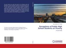Bookcover of Perceptions of Public High School Students on Poverty