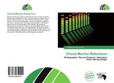 Chuck MacIan Robertson的封面