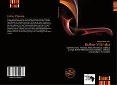 Bookcover of Esther Vilenska