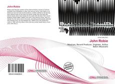 Обложка John Robie