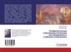 Copertina di Геофизические сейсмоакустические исследования в глубоких скважинах