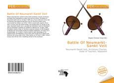 Battle Of Neumarkt-Sankt Veit kitap kapağı