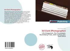 Ed Clark (Photographer)的封面