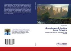 Bookcover of Operating an Irrigation Canal Network