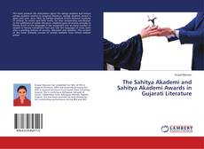 Обложка The Sahitya Akademi and Sahitya Akademi Awards in Gujarati Literature