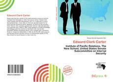 Capa do livro de Edward Clark Carter