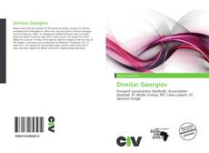 Bookcover of Dimitar Georgiev