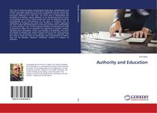 Bookcover of Authority and Education