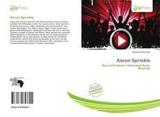 Capa do livro de Aaron Sprinkle