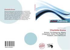 Capa do livro de Charlotte Krona