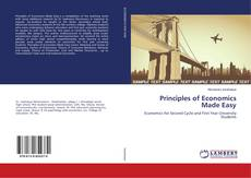 Portada del libro de Principles of Economics Made Easy