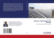 Capa do livro de Science, Technology and Society