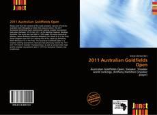 Couverture de 2011 Australian Goldfields Open