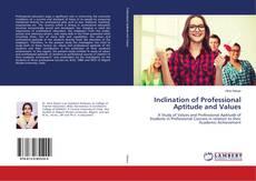 Inclination of Professional Aptitude and Values kitap kapağı