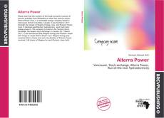 Bookcover of Alterra Power