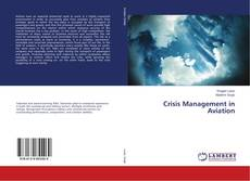 Bookcover of Crisis Management in Aviation