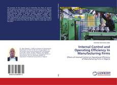 Couverture de Internal Control and Operating Efficiency In Manufacturing Firms