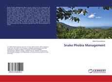 Snake Phobia Management kitap kapağı