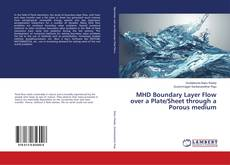 Bookcover of MHD Boundary Layer Flow over a Plate/Sheet through a Porous medium