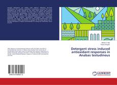 Bookcover of Detergent stress induced antioxidant responses in Anabas testudineus