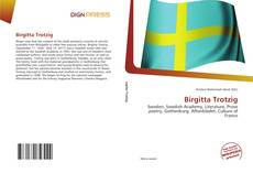 Bookcover of Birgitta Trotzig