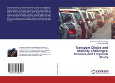 Transport Choice and Mobility Challenges: Theories and Empirical Study的封面
