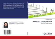 Portada del libro de Effective Leadership Style